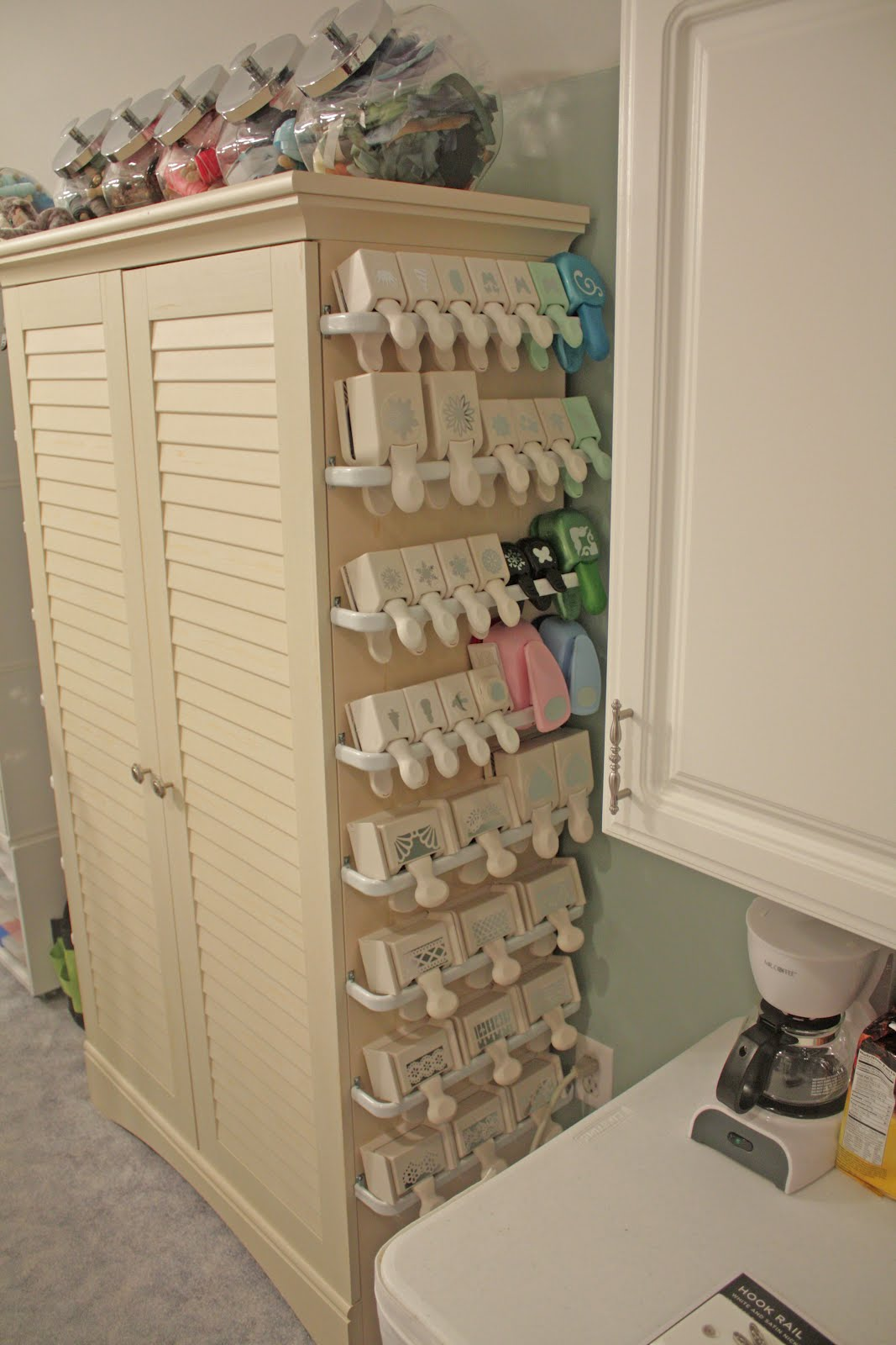 20 general craft storage ideas the scrap shoppe