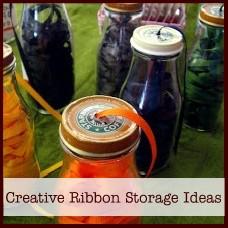 creative-ribbon-storage