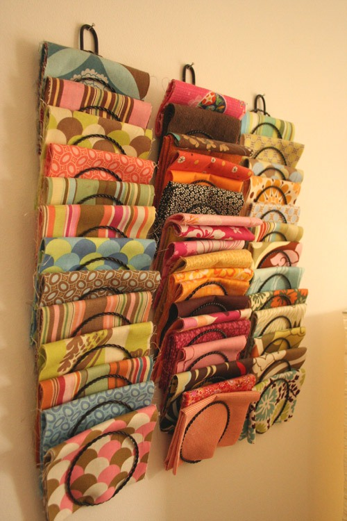magazine-rack-fabric-storage