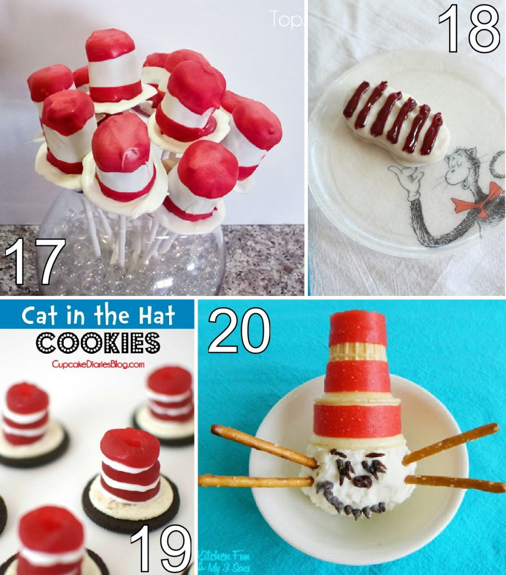 Cat in the hat ornaments - Cat In The Hat Foods5