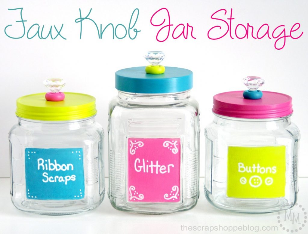 faux-knob-jar-storage