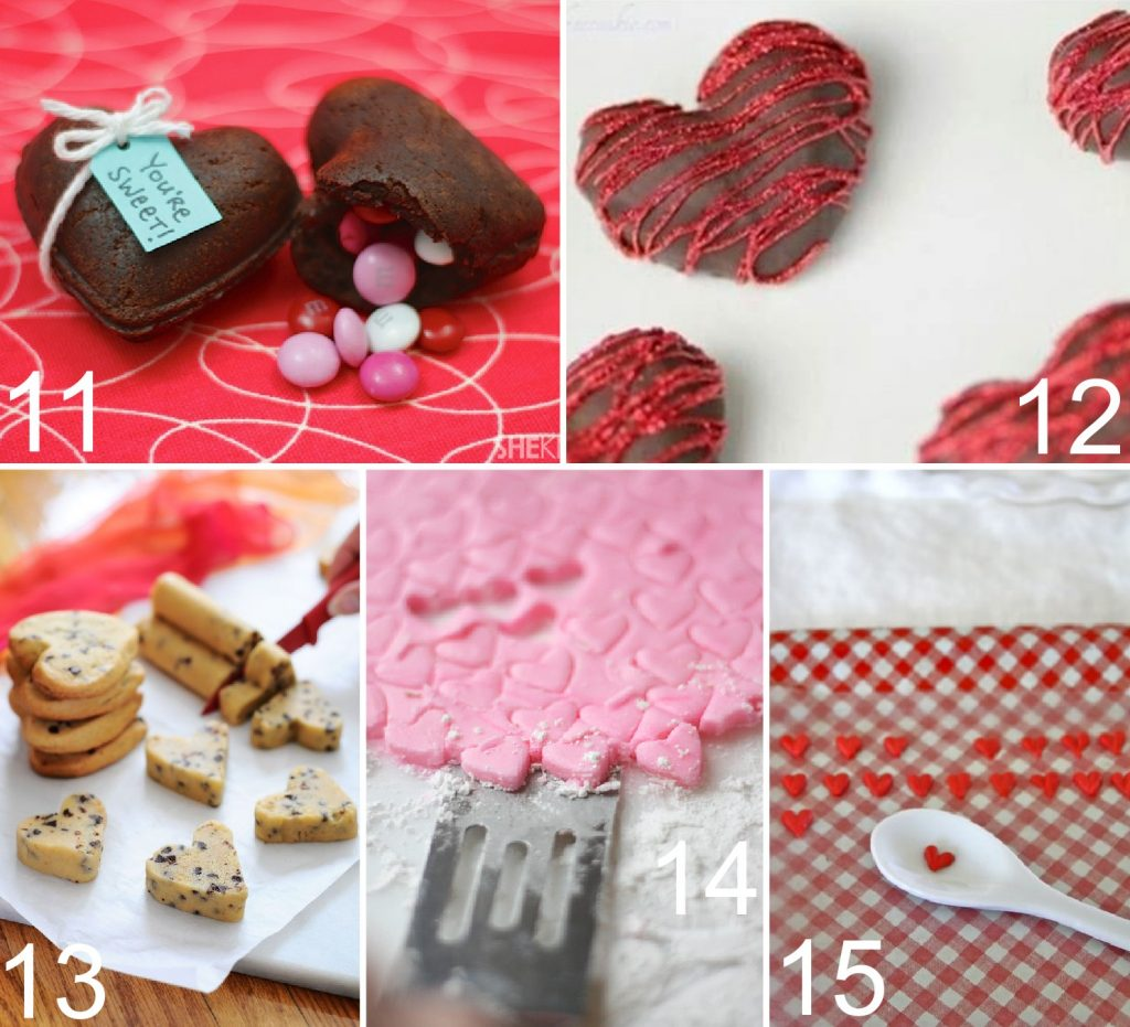 30 MORE Heart Shaped Food Ideas For Valentines Day