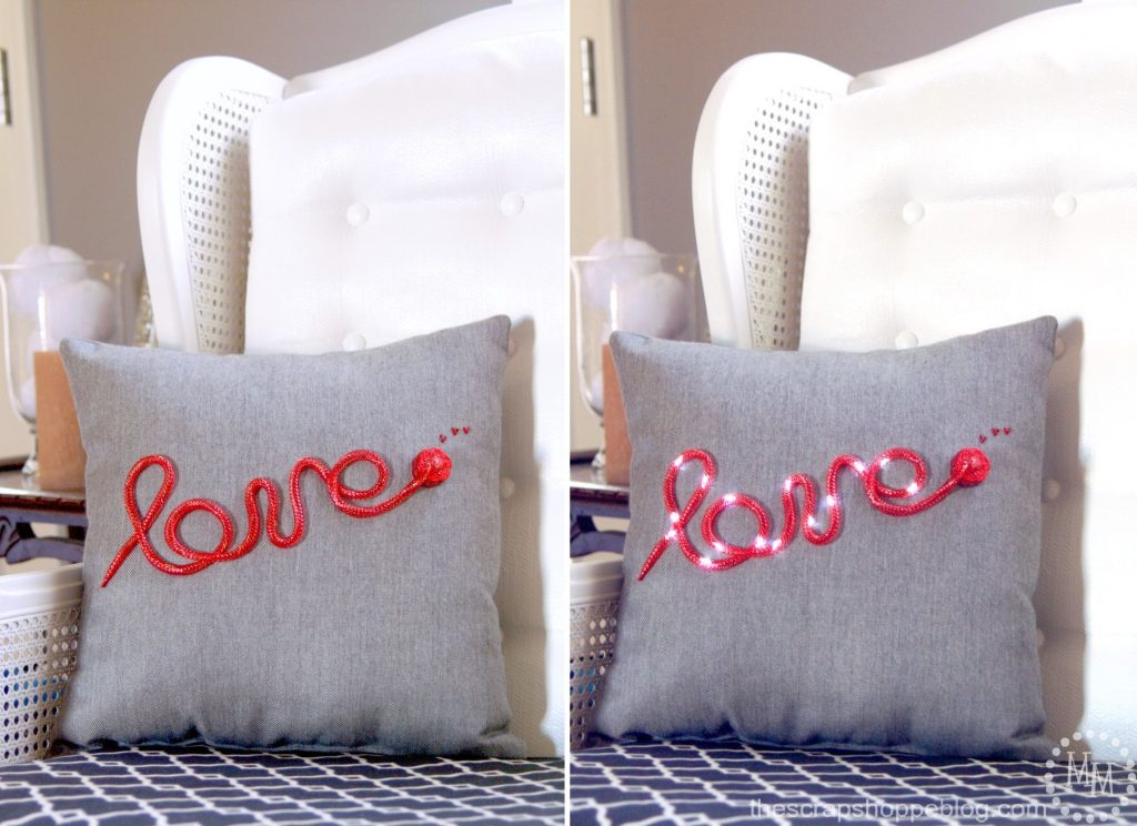 love-marquee-pillow