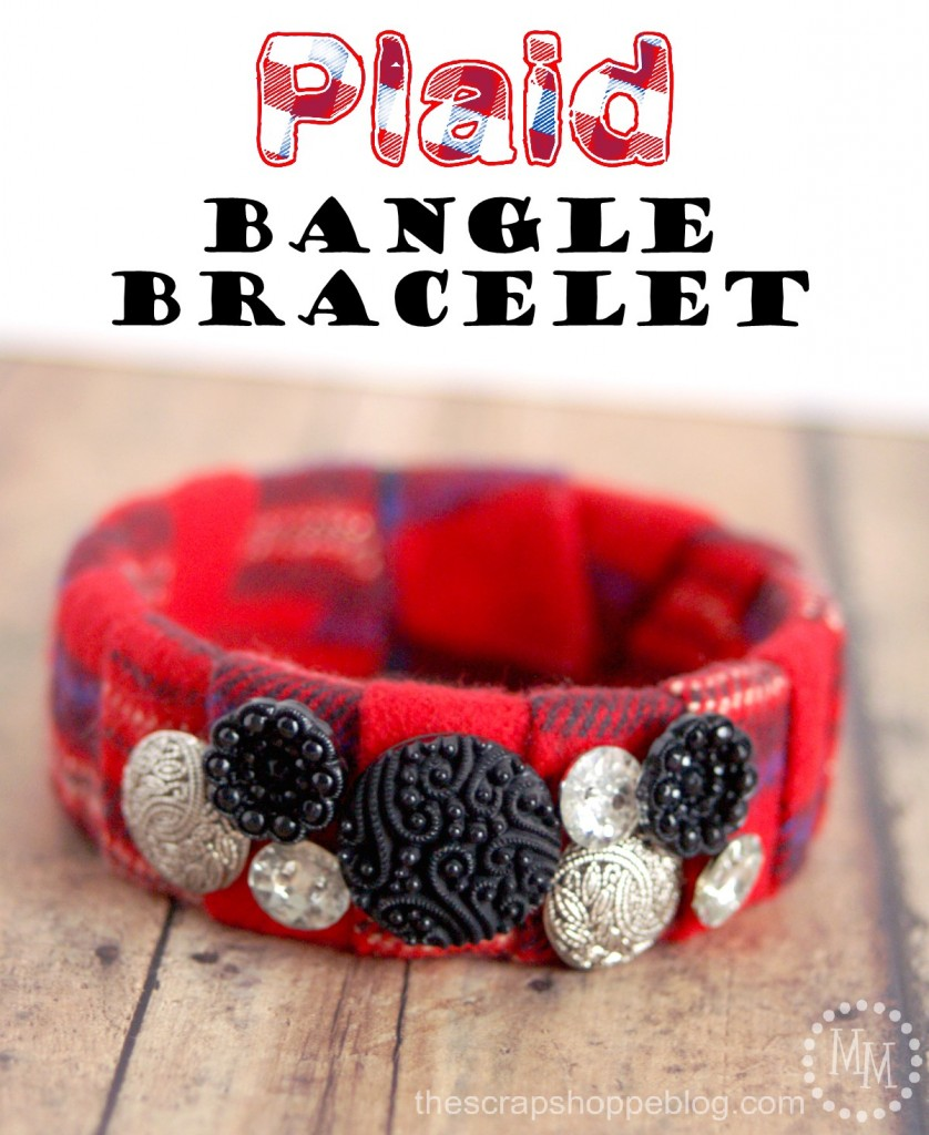 plaid-bangle-bracelet