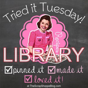 Tried-it-Tuesday-Library
