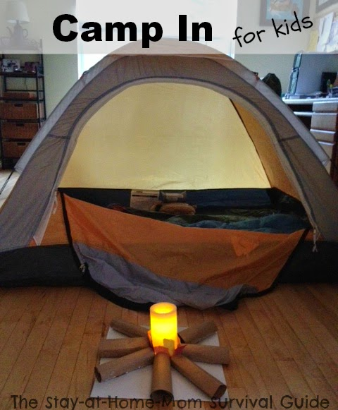 DIY Indoor Boredom Busters for Kids - camp in