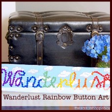 wanderlust-rainbow-button-art