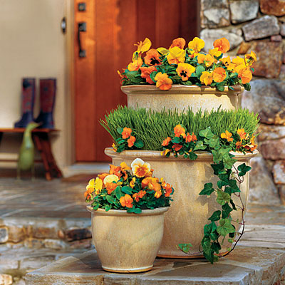 grass-pansies-planter