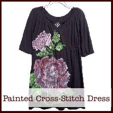 painted-cross-stitch-dress