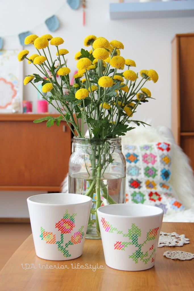 faux-cross-stitch-vases