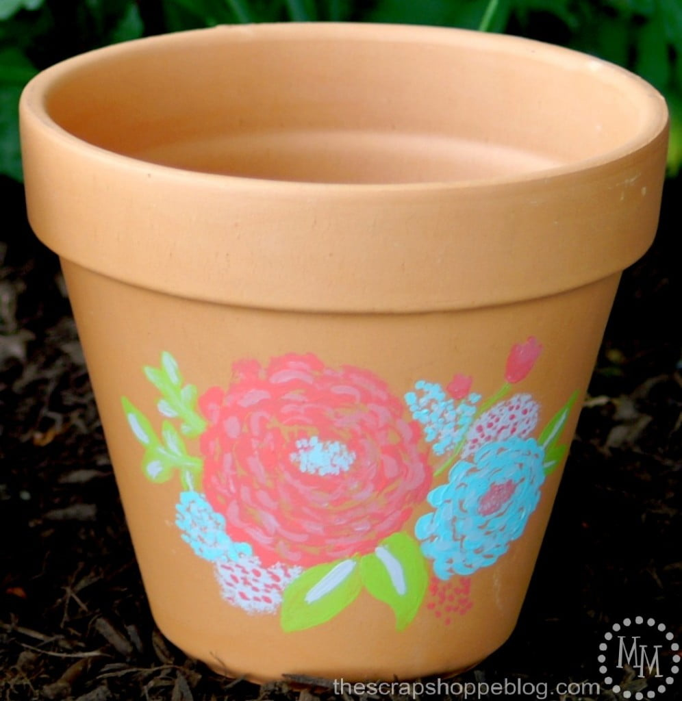 floral-painted-pot