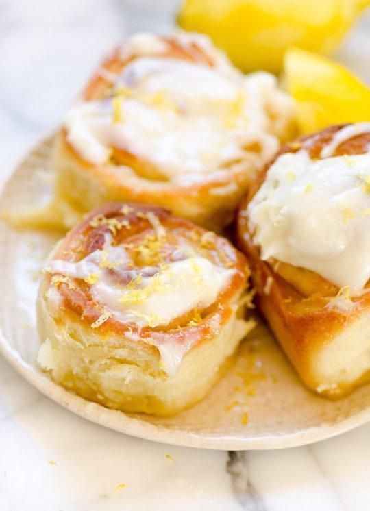 Lemon Rolls