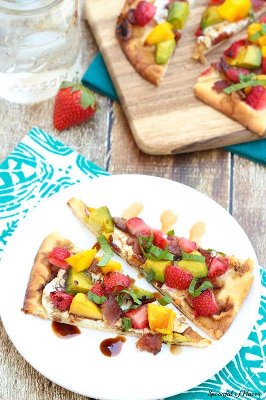 Summer Flatbread Recipe
