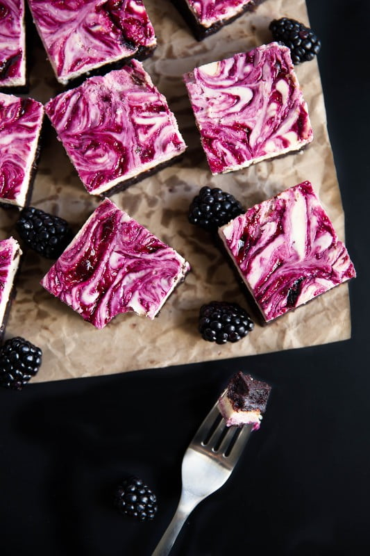 BlackBerry-Cheesecake-Brownies-533x800