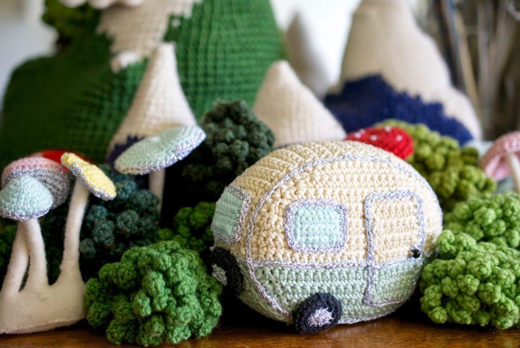 30 Retro Camper Crafts - The Scrap Shoppe