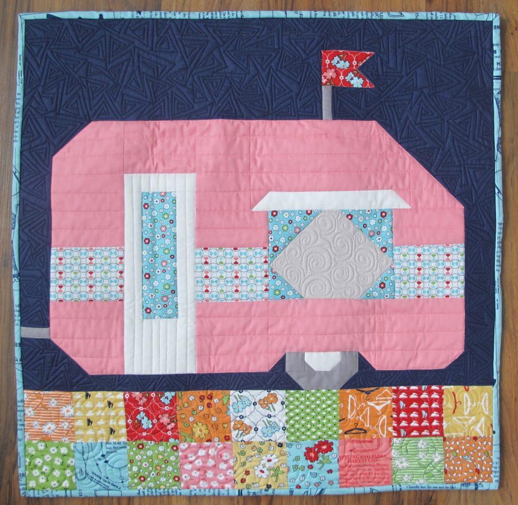 Camper Quilt Patterns Cool Inspiration