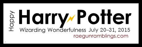 happy harry potter series