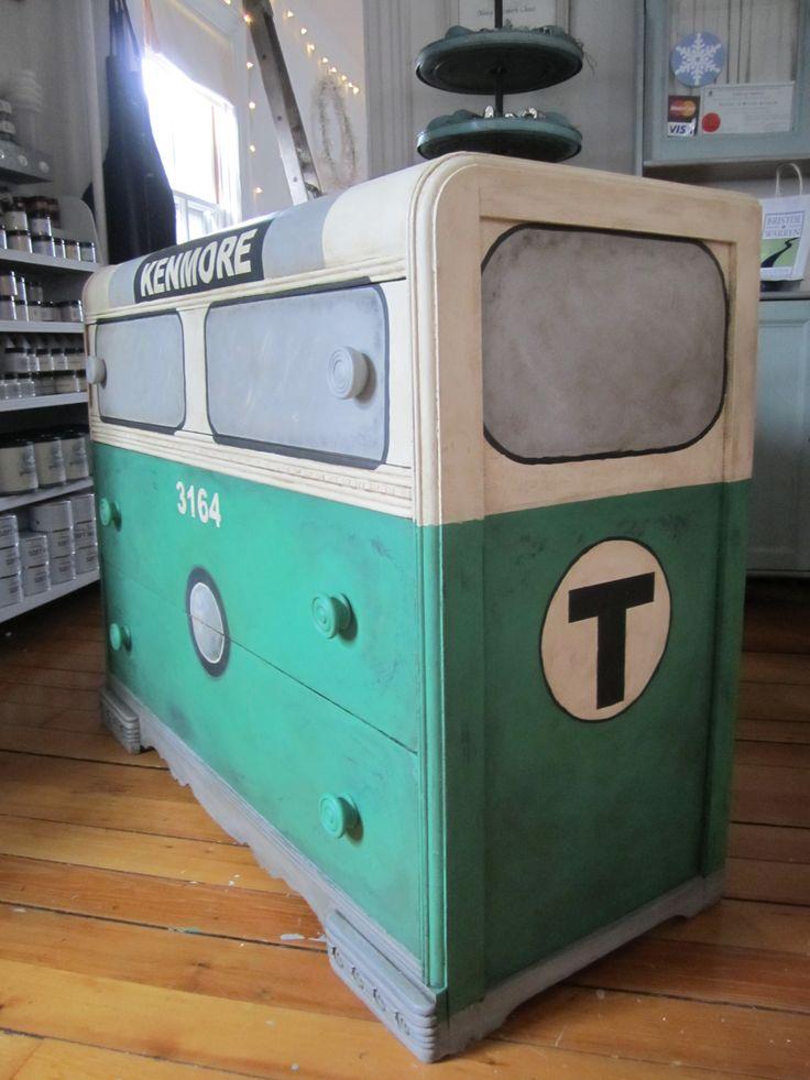 subway dresser