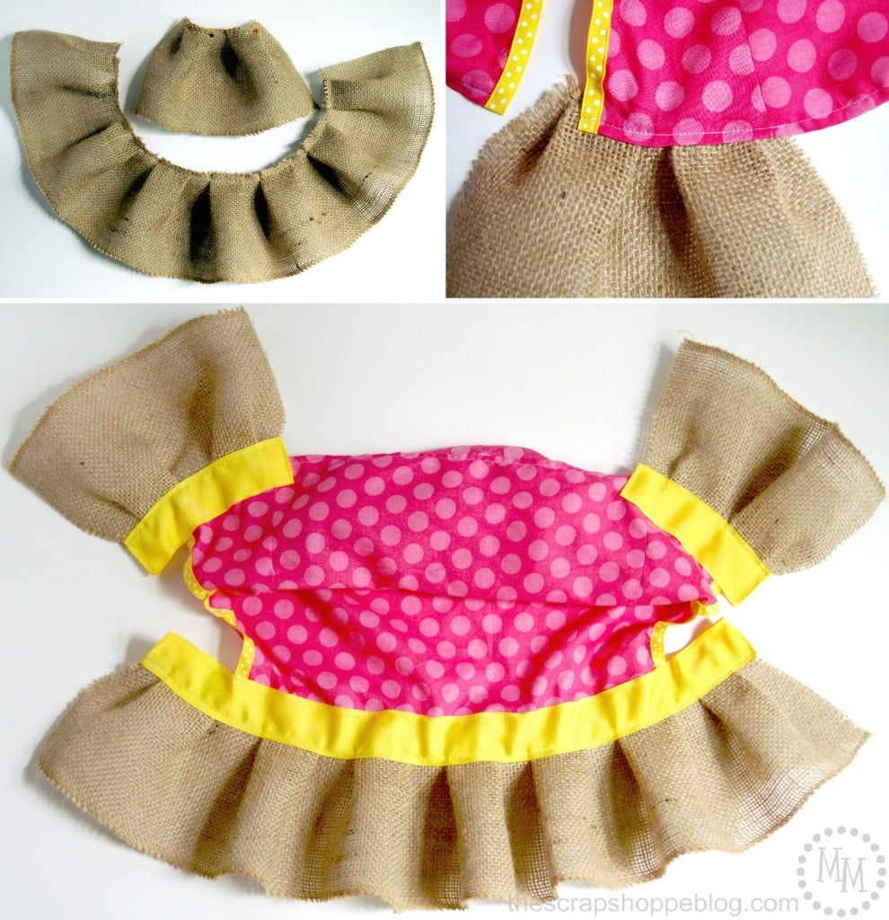 DIY Bicycle Basket Liner