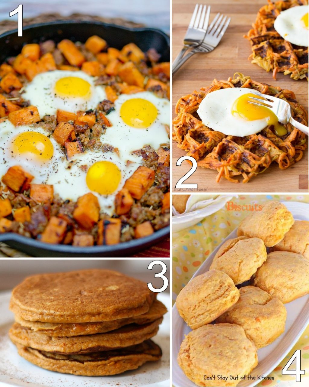 50 Sweet Potato Recipes