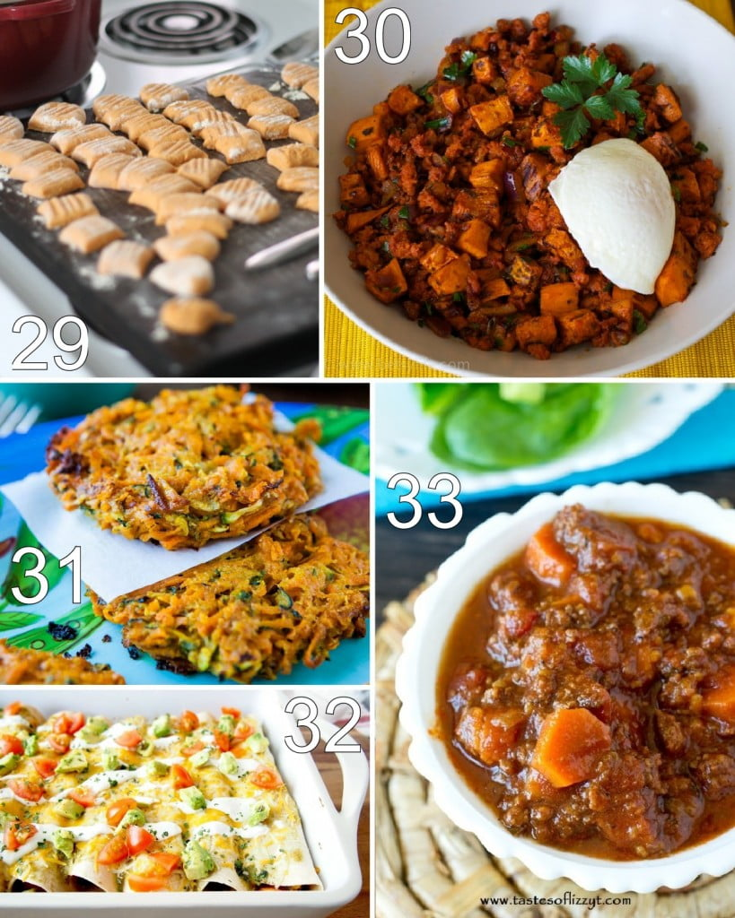 50 Amazingly Delicious Sweet Potato Recipes
