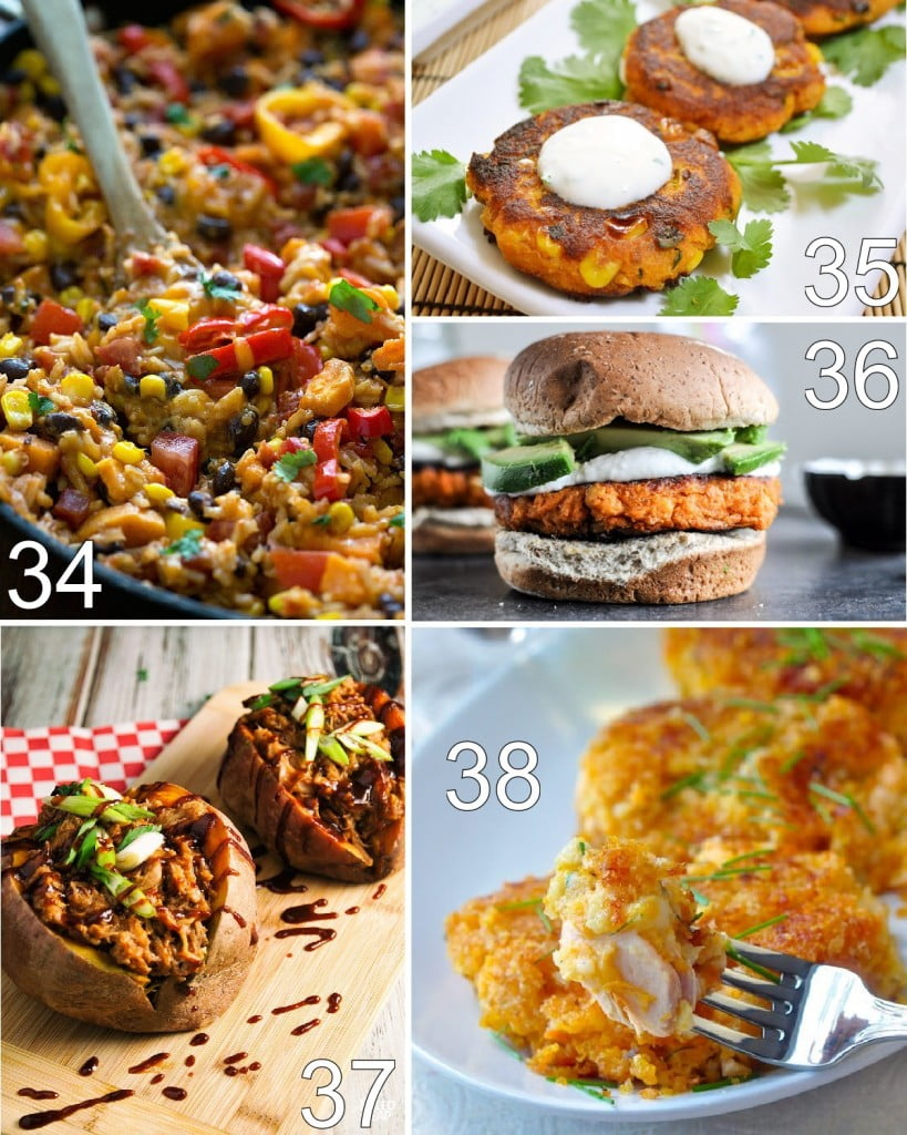 50 Amazingly Delicious Sweet Potato Recipes