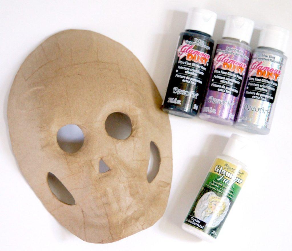Day of the Dead Phantom Mask