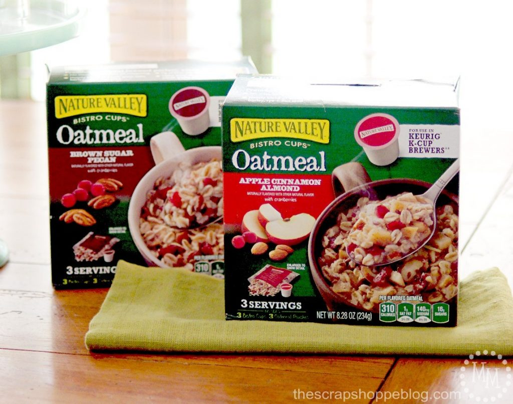 Quick & Easy Oatmeal Breakfast #brewyourbreakfast
