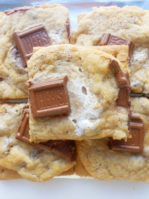 s'more-cookie