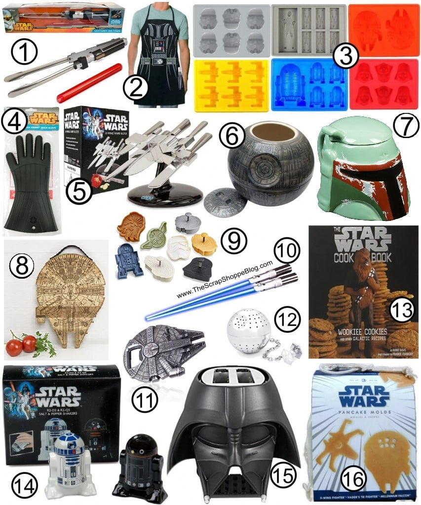 Star Wars Gift Guide for the Kitchen