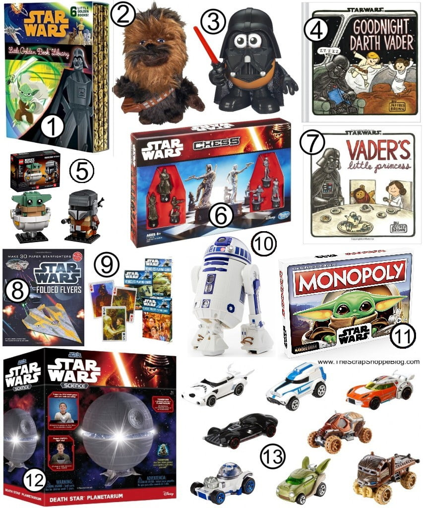 Star Wars Gift Guide Toys