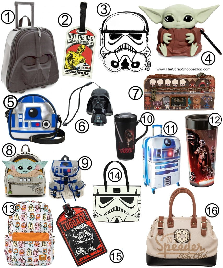 Star Wars Gift Guide Travel