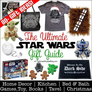 The Ultimate Star Wars Gift Guide!