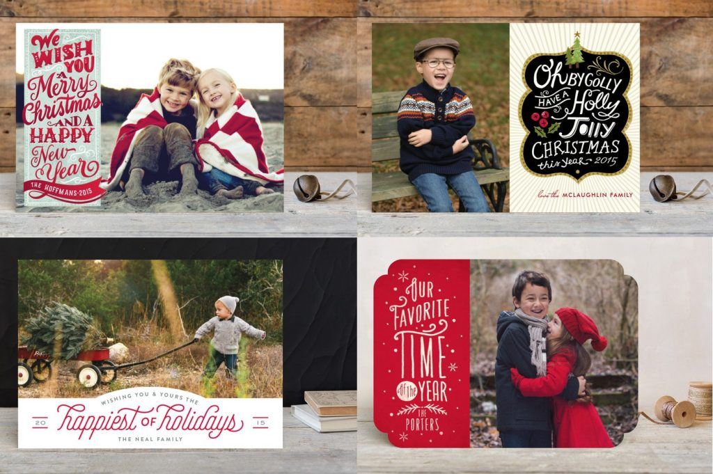 This Year\'s Christmas Cards - The Scrap Shoppe