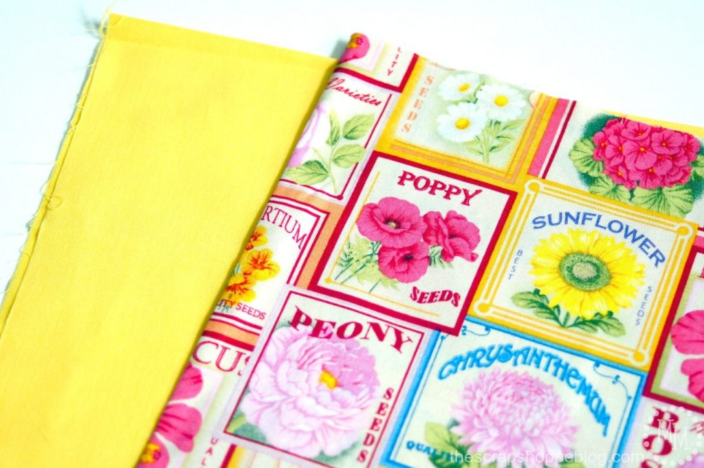 Seed Packet Lavender Sachets The Scrap Shoppe