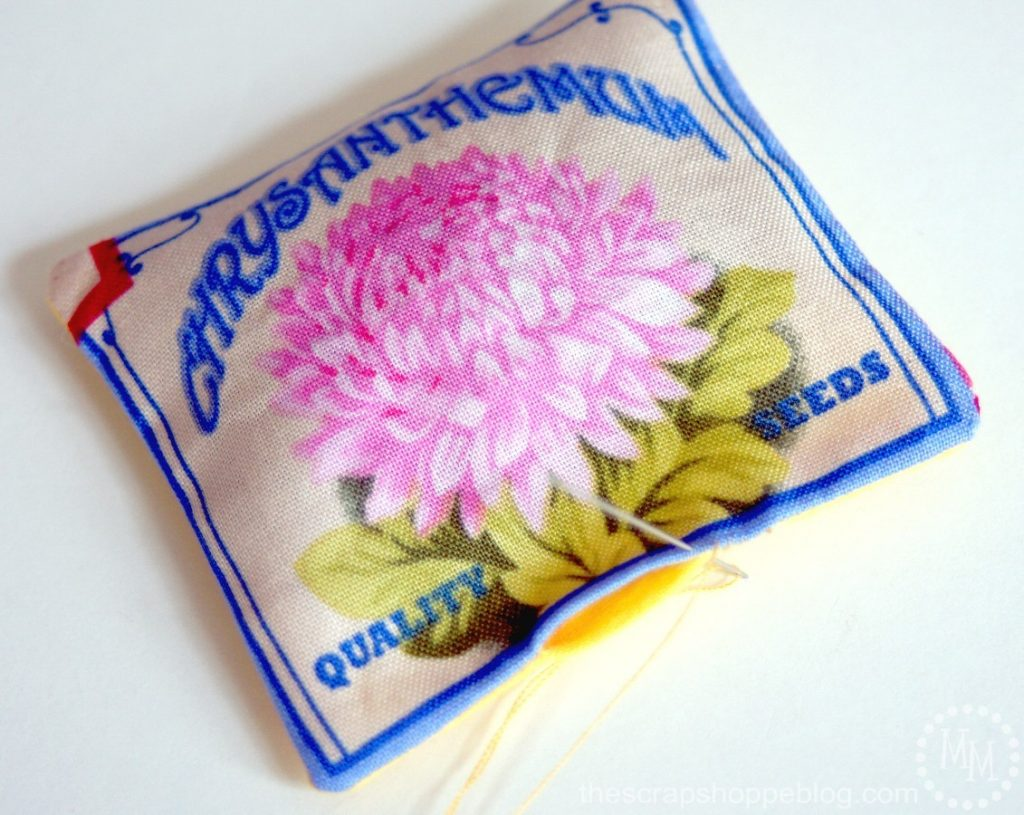 Seed Packet Sachets, shared by The Scrap Shoppe