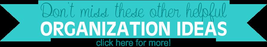 More-Organization