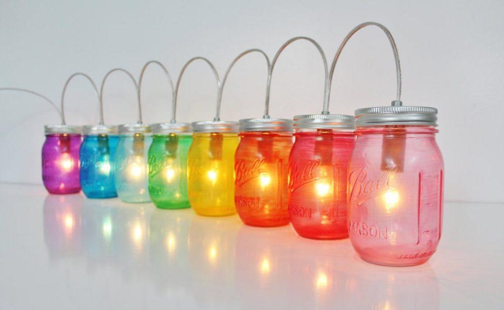 rainbow-mason-jar-party-lights