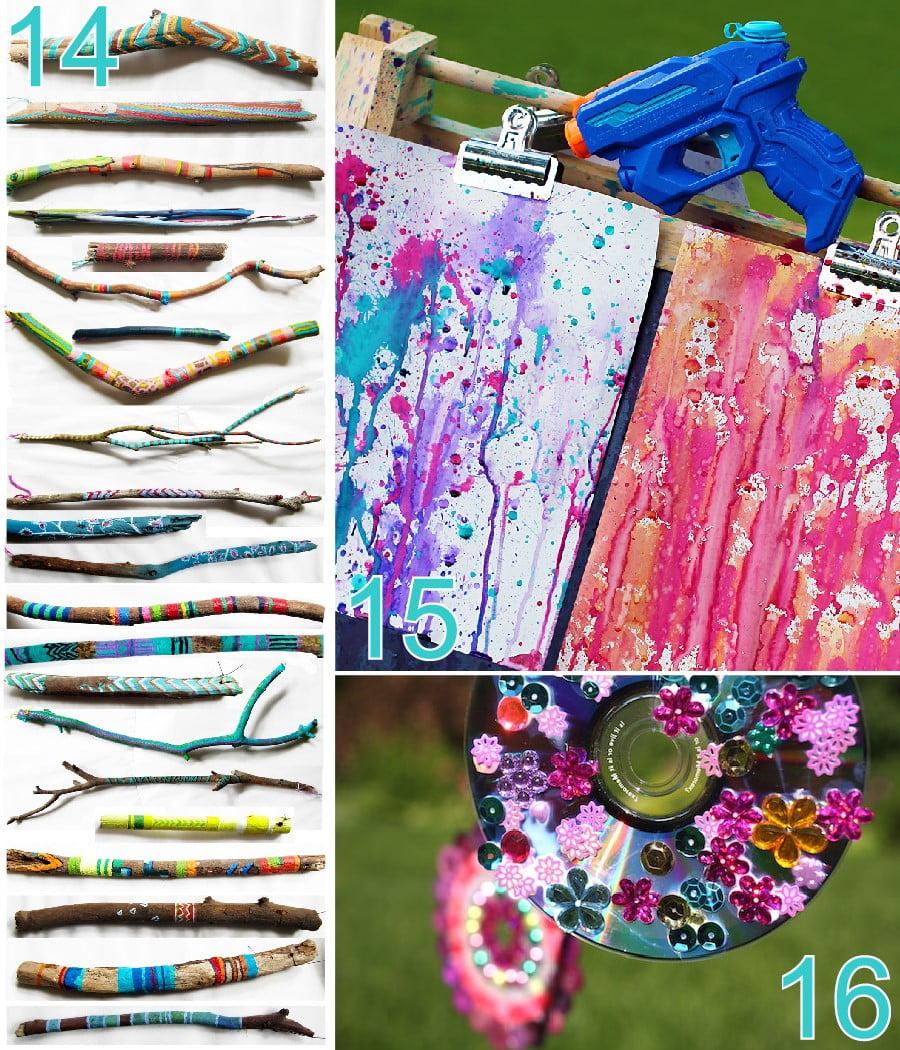 Outdoor Craft Paint