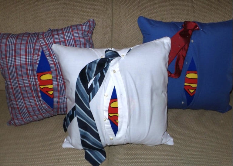 Superman-Pillow