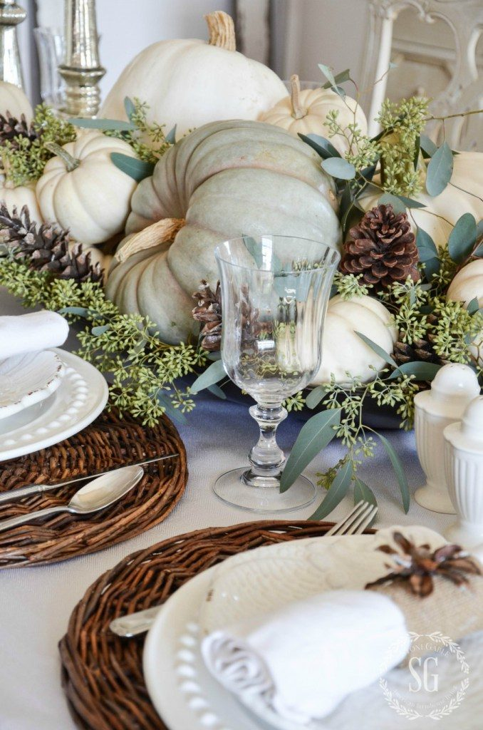 Thanksgiving Table Inspiration Ideas