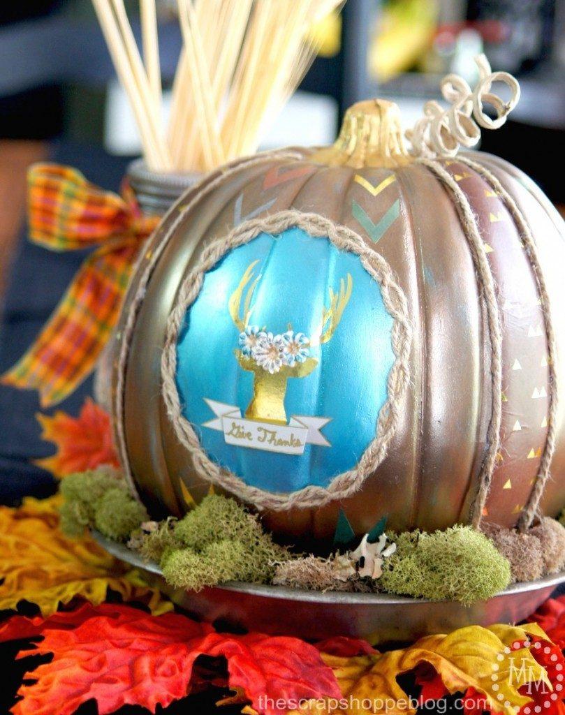 Thanksgiving Table Inspiration Ideas