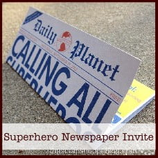p-superhero-newspaper-invitation