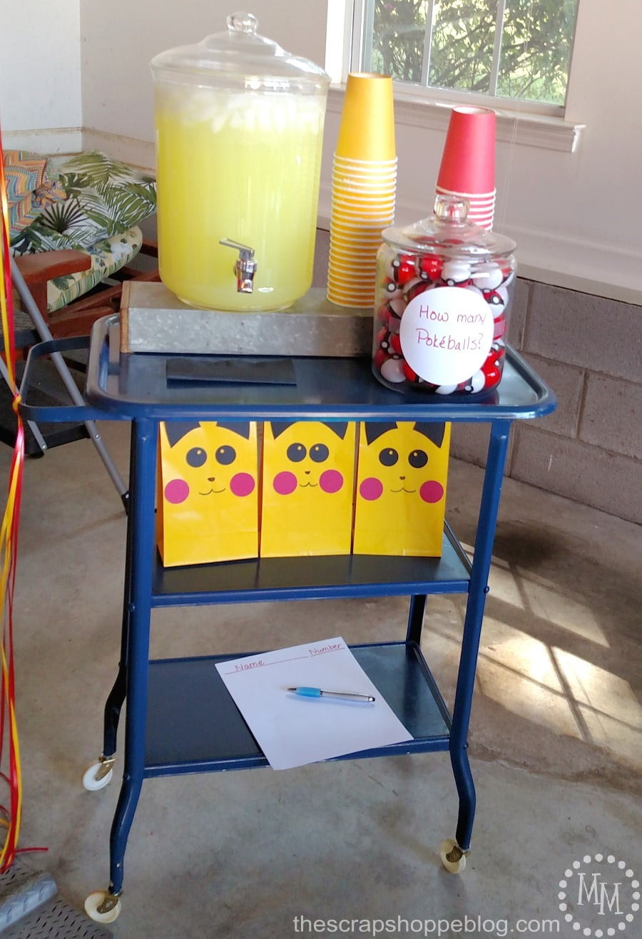 Pokemon Birthday Party Featuring A Pikachu Cake And Some SUPER Fun Games