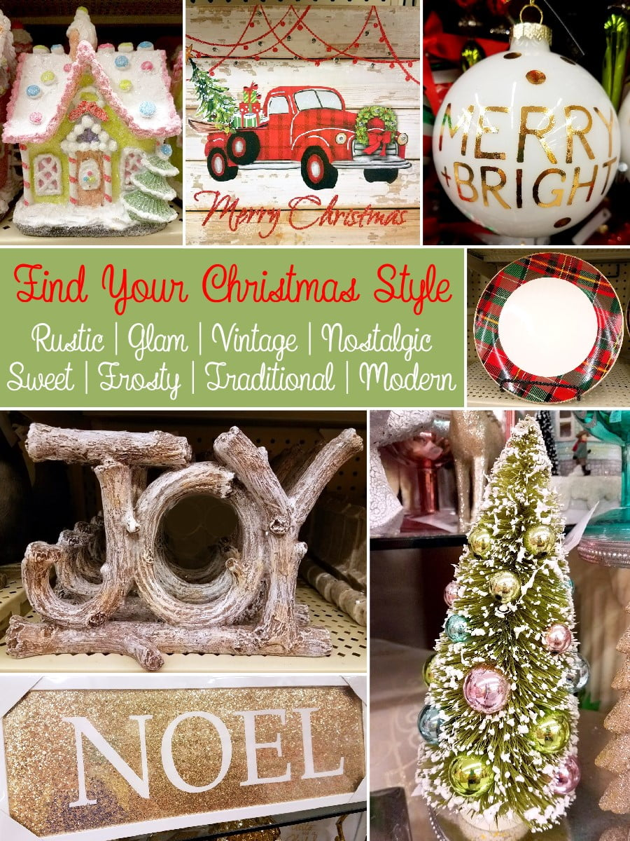 Finding Your Christmas Style - The Scrap Shoppe