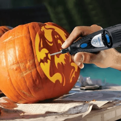 Dremel Tools and Other Pumpkin-Carving Must Haves