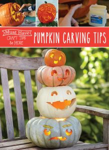 Must Have Craft Tips: Pumpkin Carving Tips!