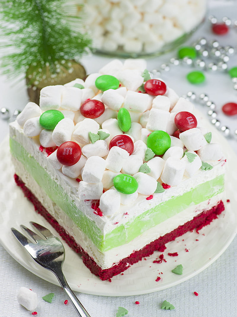 Decoart blog entertaining stunning holiday desserts for Pics of christmas desserts
