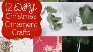 DIY Christmas Ornament Crafts