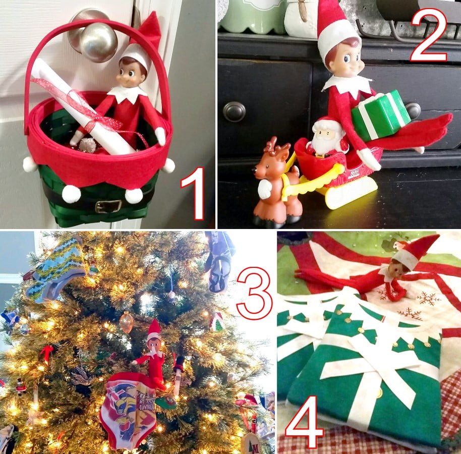 24 CUTE Elf on the Shelf Ideas!
